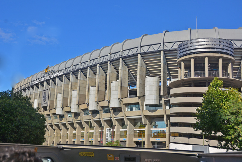 Estadio Santiago Bernabéu