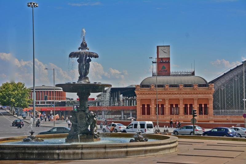 Plaza Carlos V