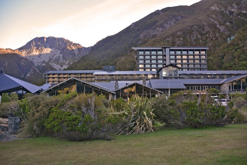 Mt Cook Village