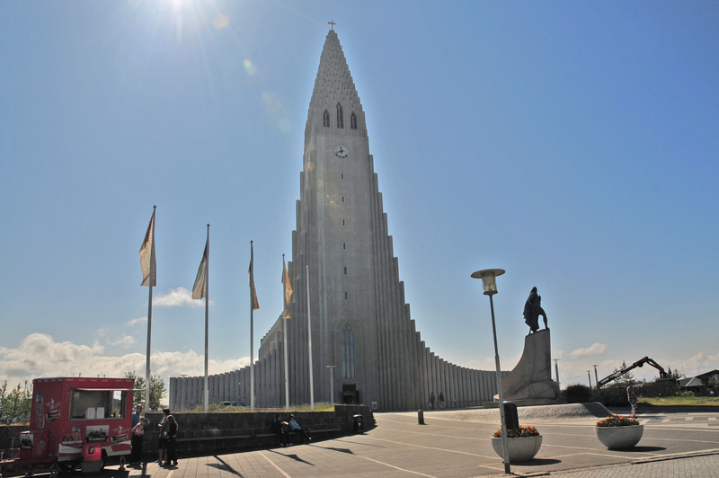 Hallgrimsson-Kirche
