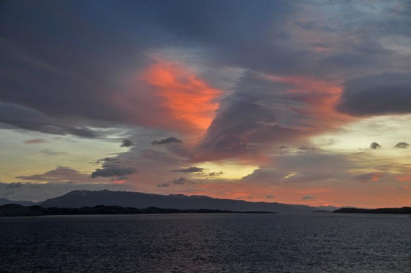 Patagonisches Licht