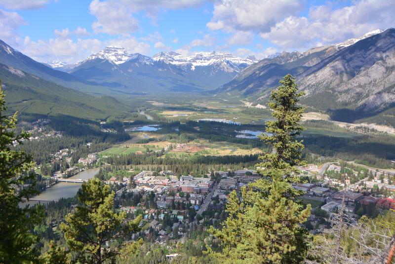 Banff Stadt