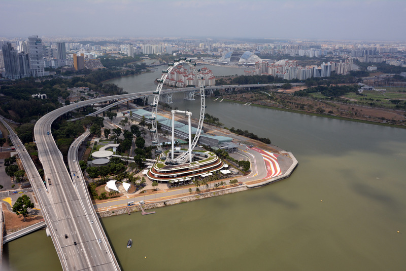 Singapur Flyer 2