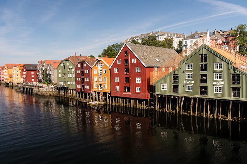 Trondheim Hafenmeile