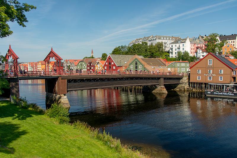 Trondheim Brücke
